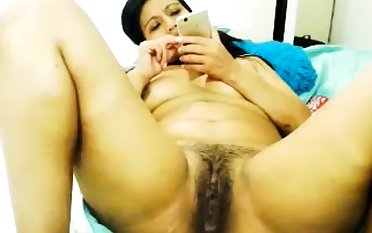 Latin bbw milf serves extended darksome man with an increment of his cock